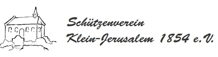 Schützenverein Klein-Jerusalem 1854 e.V. Logo